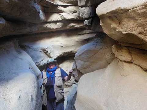 Anza Borrego: Hidden dangers in the terrain