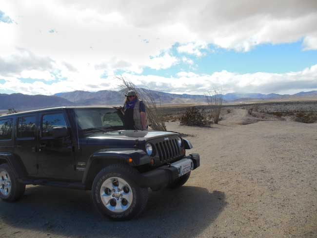 Anza Borrego: Finding our way
