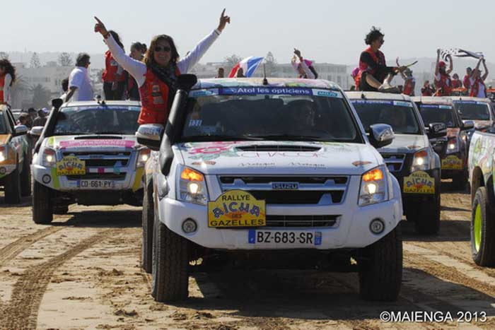 Rally Aicha des Gazelles